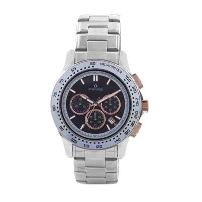 Maxima Attivo Collection 32542Cmgi Men Chronograph Watch