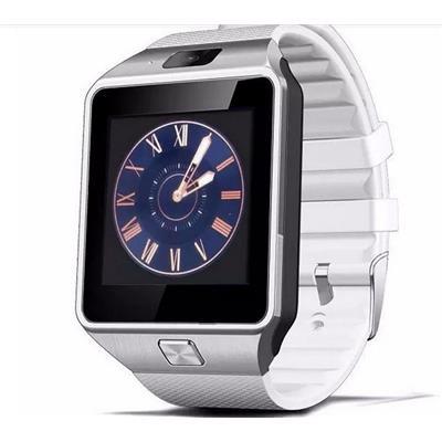 Maya DZ09 White Smart Watch