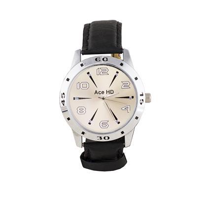 Silver Analog Watch