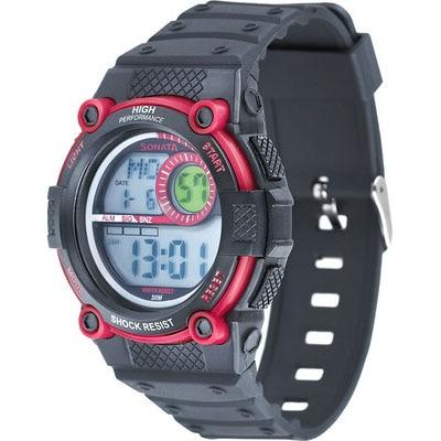 Sonata 77004Pp02 Men Digital Watch