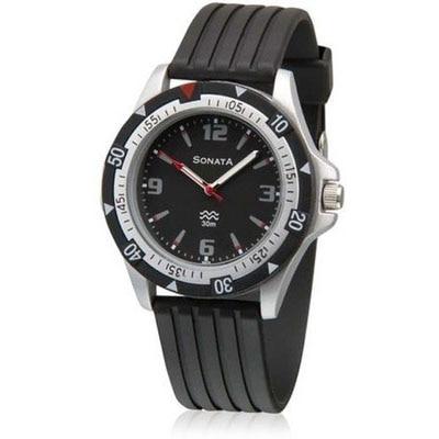 Sonata 7930Pp02 Men Analog Watch
