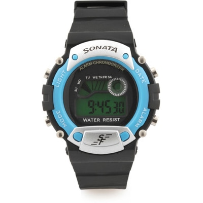 Sonata 7982Pp04 Men Digital Watch