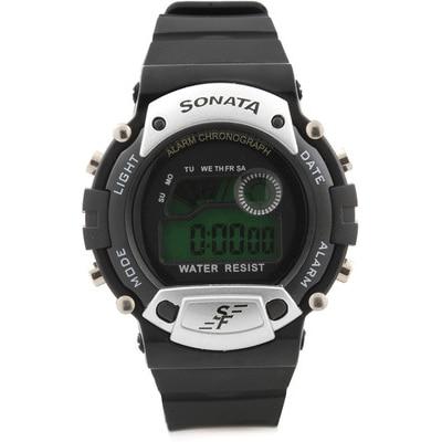 Sonata 7982Pp02 Women Digital Watch