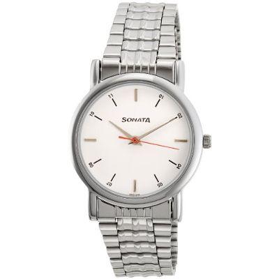 Sonata 7987Sm03 Men Analog Watch