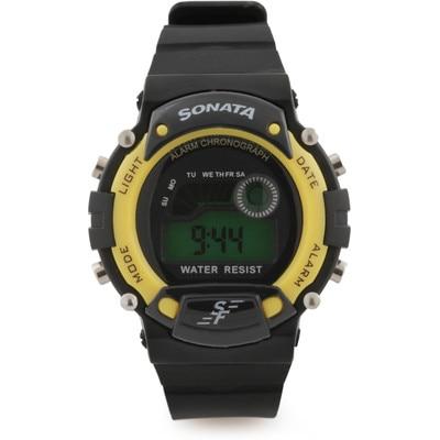 Sonata 7982Pp01 Men Digital Watch