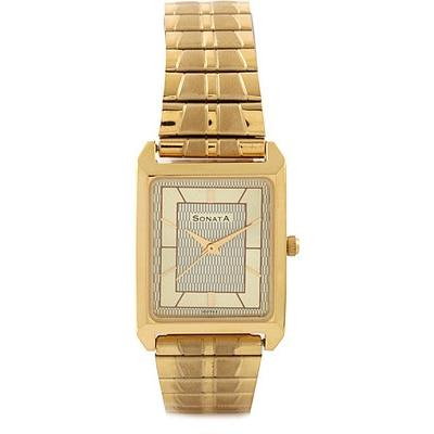 Sonata 7007Ym13 Men Analog Watch