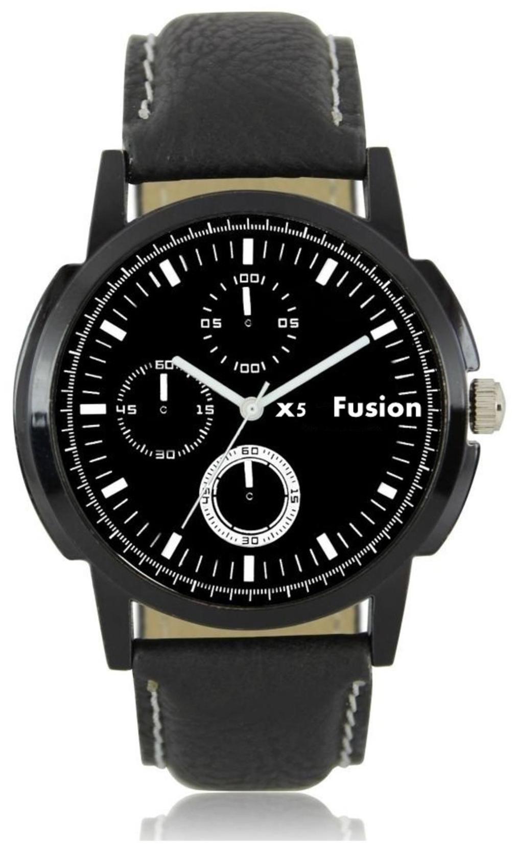 X5 Fusion Black 4515 Watch for Men's : Boys