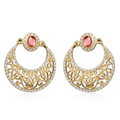 The Pari Elegant Yet Designer Earrings