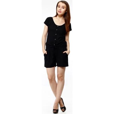 Cottinfab Women's Black Jumpsuits