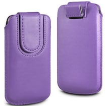 Wow Pouch For Huawei Y511 (Purple)