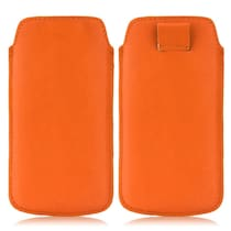 Wow Pouch For Huawei Y511 (Orange)