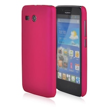 Wow Back Cover For Huawei Y511 (Pink)