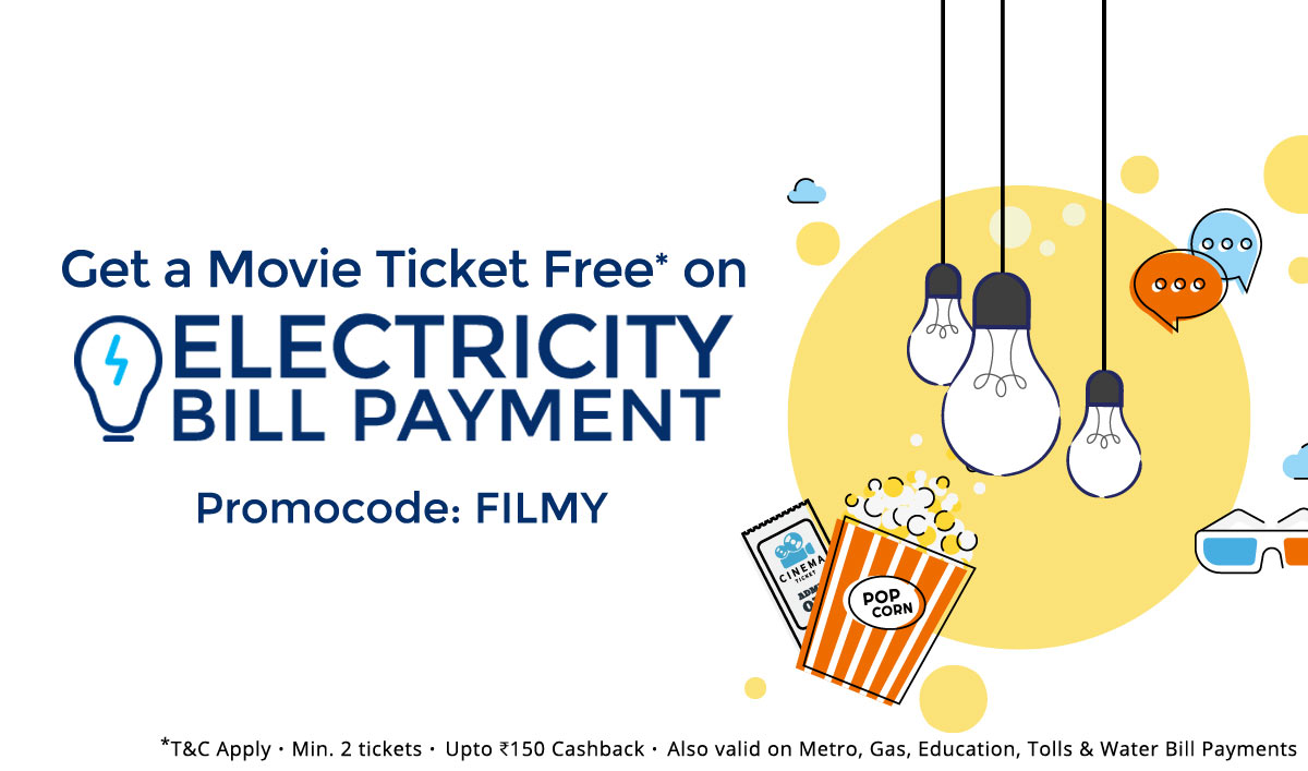 Electricity Bill Payment   Get a Movie Ticket