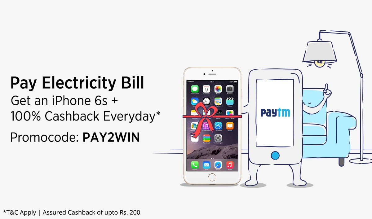 Electricity Bill | PAY2WIN