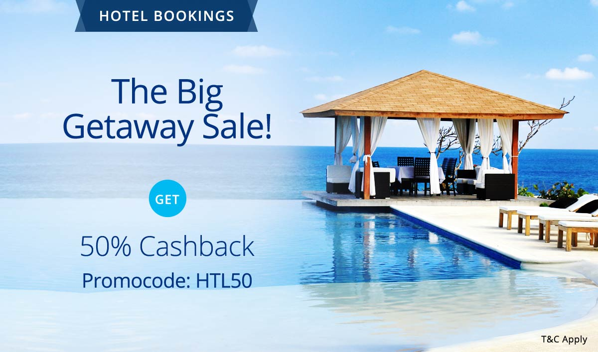 Great Deals On Hotels At Booking.com