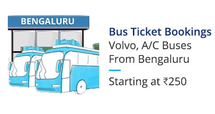 Bus Ticket | Starting At Rs 250