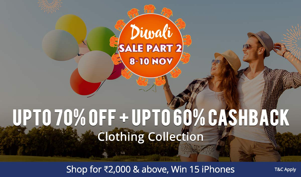 Clothing Collection | Upto 70% Off