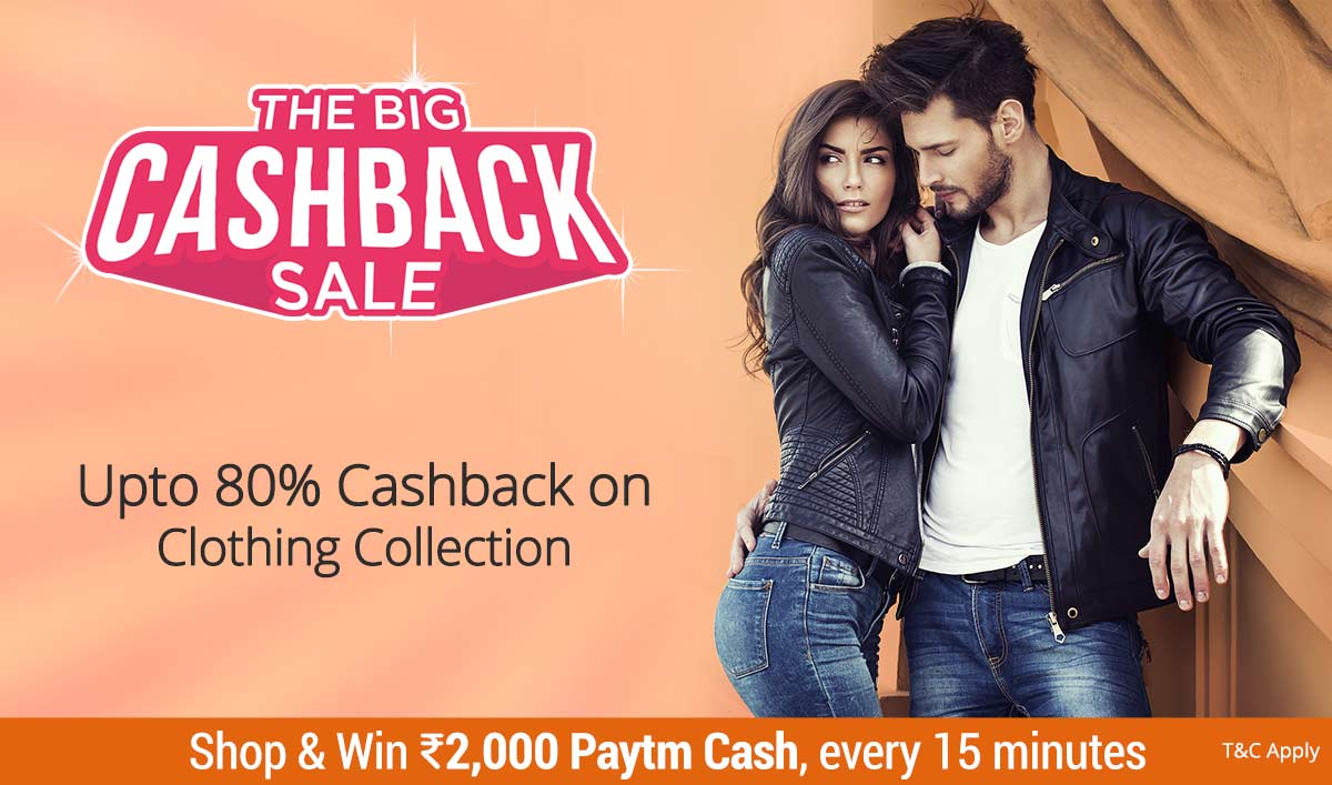 Clothing Collection | Upto 80% Cashback